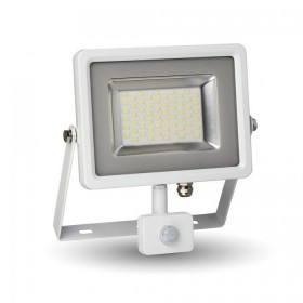 Projecteur 50W LED sensor