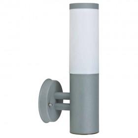 Applique extérieur LED grise ARLES pour E27