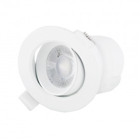 Downlight LED 9W Orientable
