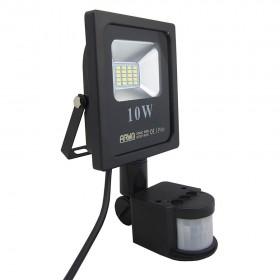 Projecteur LED détecteur de mouvement 10W