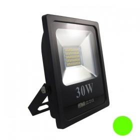 Projecteur LED 30W IP65 vert