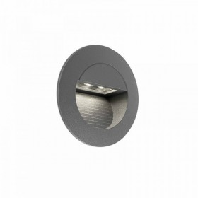 MINI-RACING : Encastré mural rond led 1.2W
