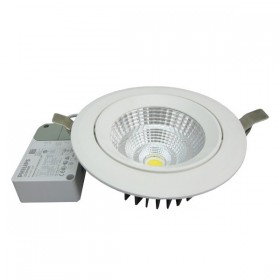 Downlight orientable 30W 4000K