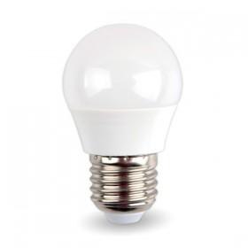 Ampoule LED E27 G45 6W Blanc chaud