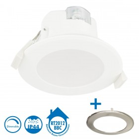 Downlight 8W WAVE IP44