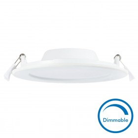 Spot encastrable LED 12W Dimmable SLIM WAVE Extra plat