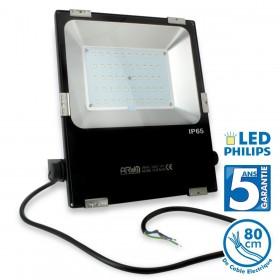 Projecteur LED PRO 50W 4000 Lumens Garantie 5 ans