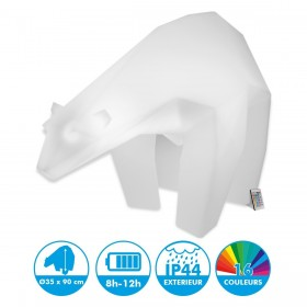 Ours Lumineux LED