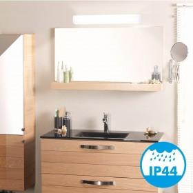 Réglette applique salle de bain LED 8W 900Lm