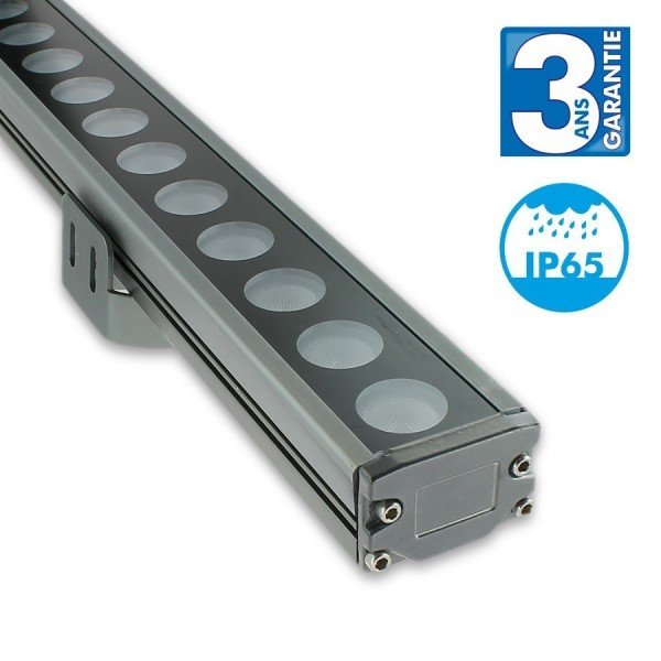 Projecteur LED 36W Wall Washer 100 cm