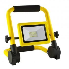 Projecteur de chantier 20W LED Pliable