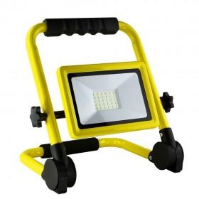 Projecteur de chantier 30W LED Pliable avec 1M80