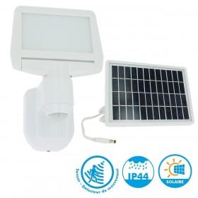 Projecteur solaire 15W LED 1000 lumens