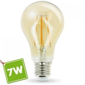 Ampoule LED E27 7W Ambrée Eq 55W