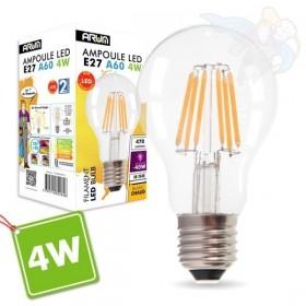 Ampoule E27 4W Eq 40W Blanc Chaud