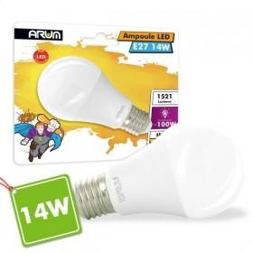 AMPOULE LED E27 14W Eq 100W