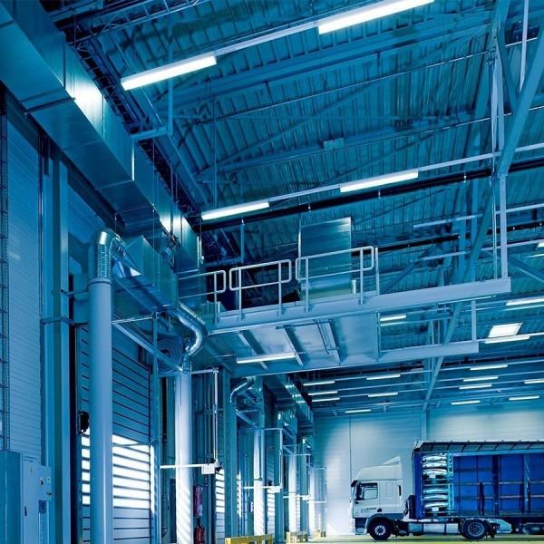 Réglette  LED étanche 36W 1200mm IP65 Interconnectable