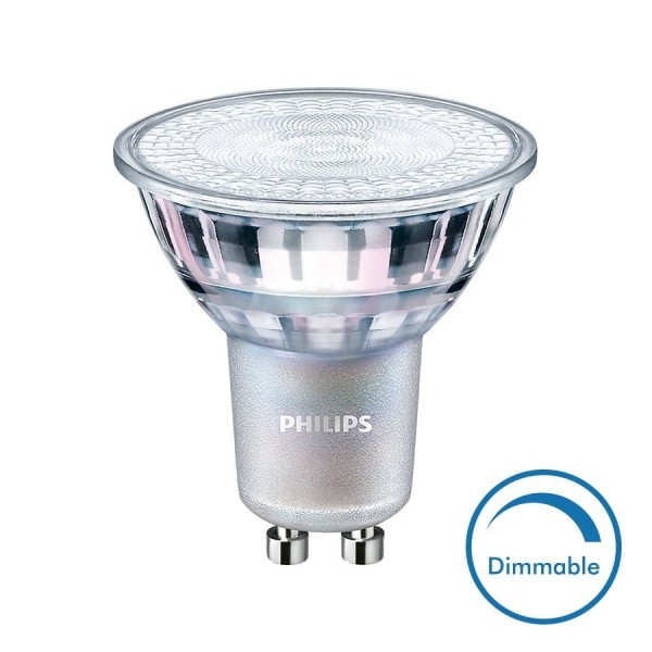 Ampoule LED GU10 Dimmable 5W Eq 50W 365 Lm