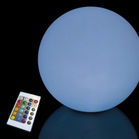 Sphere lumineuse led 50cm rechargeable