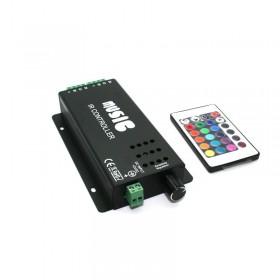 Controleur RGB musicale