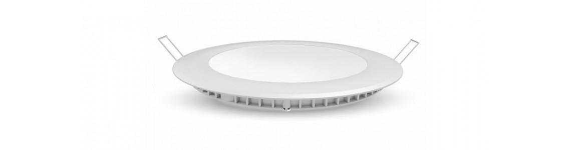 Plafonnier led extra plat